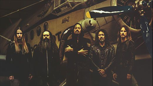 Evergrey + The Quill