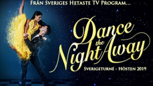 DANCE THE NIGHT AWAY-JASMINE TAKÁCS & AARON BROWN