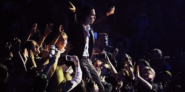 Nick Cave till Dalhalla