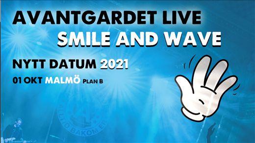 Avantgardet / Live at Plan B - Malmö