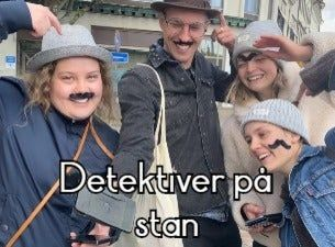 KLUREDO - Lös ett virtuellt Mordmysterium i Västervik 24-25 juli