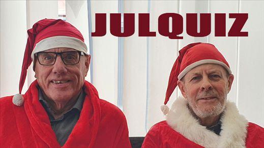 Soppteater: Julquiz med Sven-Åke och Tommy 11/12