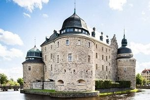 Örebro Slott - Historisk visning för allmänheten