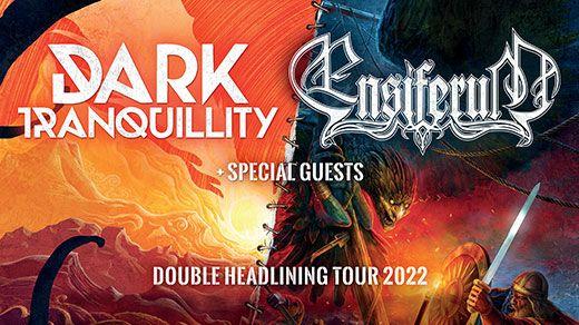 Dark Tranquillity + Ensiferum 27 maj