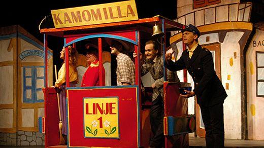 Folk och rövare i Kamomilla stad