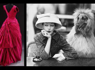 Inträde & Specialguidning Balenciaga - Textilmuseet Borås