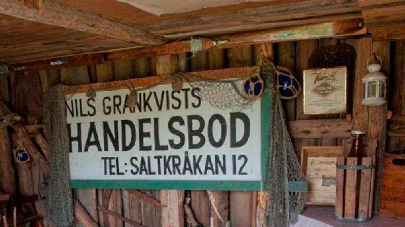 Astrid Lindgrens Saltkråkan från Vaxholm