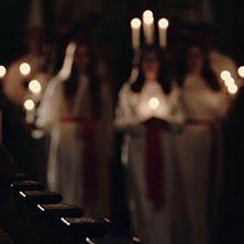 Lucia i Storkyrkan - Adolf Fredriks musikklasser, Stockholms Musikgymnasium