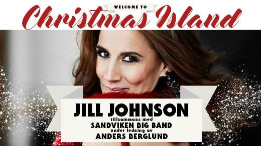 Jill Johnson: Welcome to Christmas Island