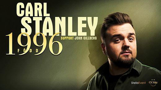 "Carl Stanley - ""Född 1996"""