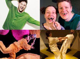 SÖNDAGSSCEN: Vilja Växa med Embla Dans och teater