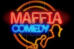MAFFIA COMEDY SUPERWEEKEND med Shanthi Rydwall Menon m.fl