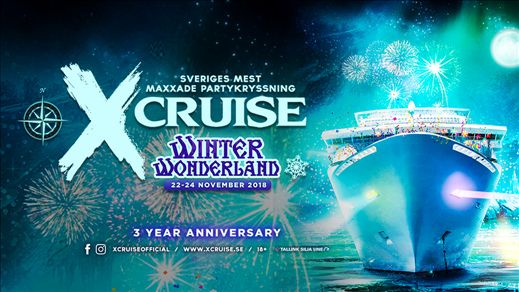 X-CRUISE - WINTER WONDERLAND - 22-24 NOVEMBER