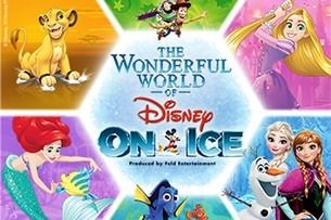 Disney On Ice 2019- The Wonderful World of Disney On Ice!