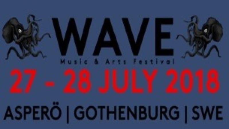 Wave Festival - Tvådagarsbiljett