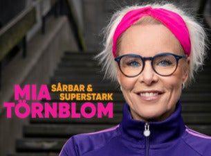 Mia Törnblom - Sårbar & Superstark - Digital föreläsning