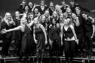 Vocal Vibrations in concert 2019