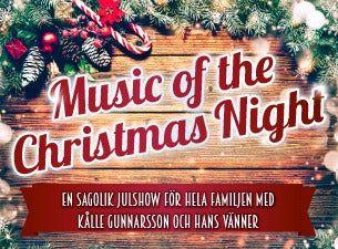 Music of the Christmas Night 2020 - Tio års jubileum
