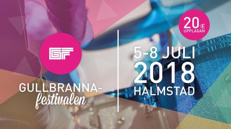 Gullbrannafestivalen 2018