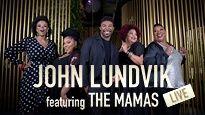 John Lundvik live feat The Mamas