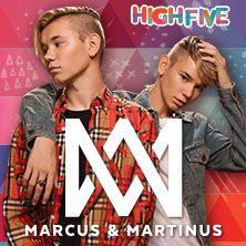We Have Skills & HighFive presenterar: Marcus & Martinus