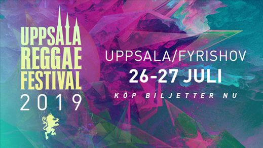 Uppsala Reggae Festival 2019