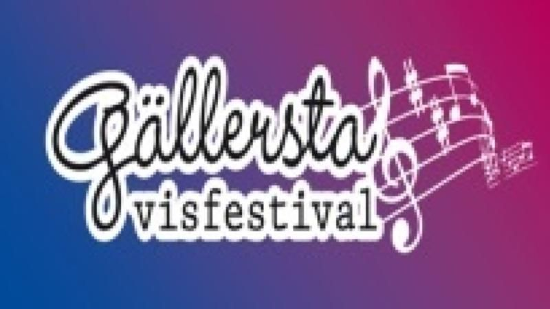 Gällersta Visfestival Örebro
