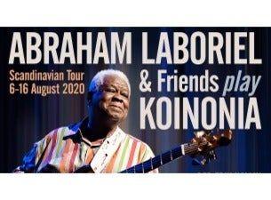 Abraham Laboriel and friends play KOINONIA