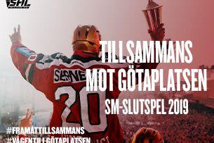 SM-Slutspel 2019 Frölunda-Malmö Kvartsfinal 1:7