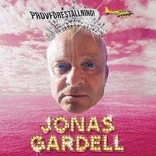 Jonas Gardell Provföreställning