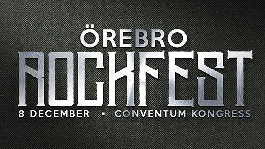 Örebro Rockfest 2018