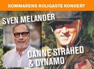 Danne Stråhed & Dynamo - Sven Melander