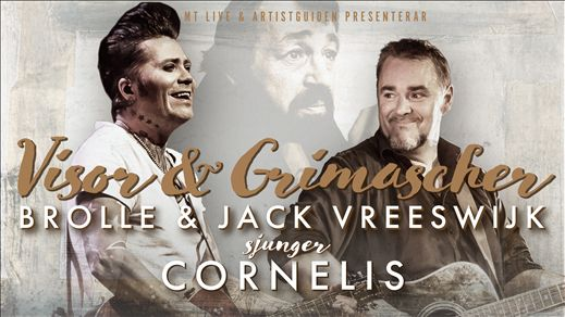 JACK VREESWIJK & BROLLE SJUNGER CORNELIS