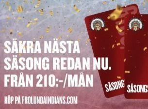 Frölunda Indians - Vienna Capitals (AUT) CHL