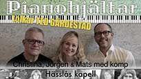 Pianohjältar tolkar Ted Gärdestad
