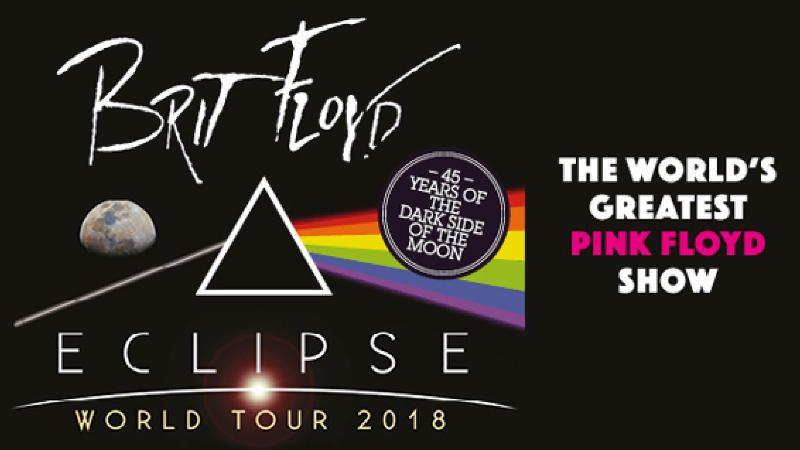 Brit Floyd - ECLIPSE World Tour 2018 - VIP