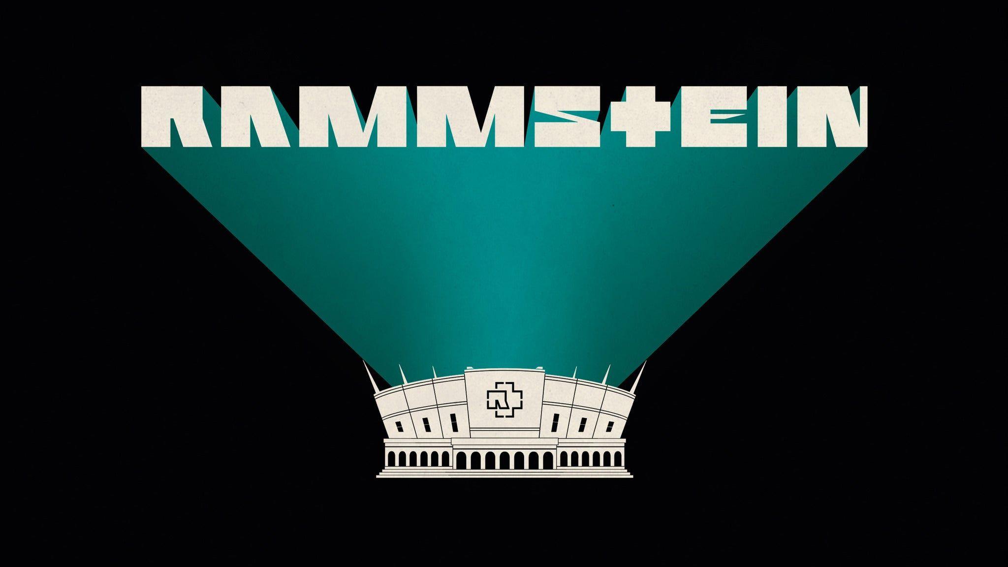 RAMMSTEIN - Europe Stadium Tour 2022