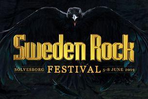 Sweden Rock Festival 2019 - Torsdagsbiljett