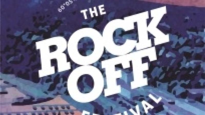Rockoff Festival Onsdag 25 Juli 2018