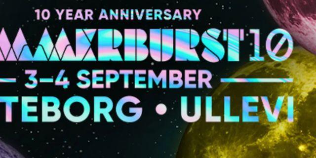 Summerburst — festivalen genomförs!