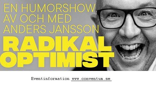 Anders Jansson - Radikal Optimist