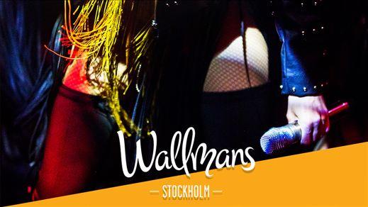 Jul - Wallmans Stockholm