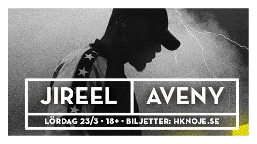 Jireel | Aveny, Sundsvall