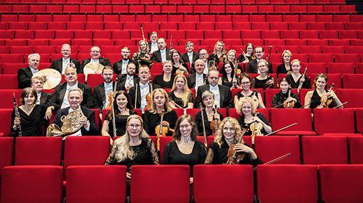 Uppsala Kammarorkester – Rózsa med Sparf