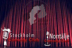 Comedy Weekend #1 med Hasse Brontén, Janne Westerlund mfl.