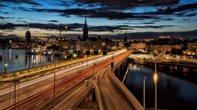 """Photo tour """"Stockholm by night"""""""