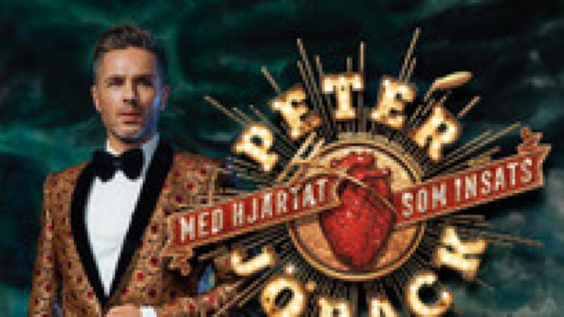 Peter Jöback - Med hjärtat som insats, Platinumbiljetter