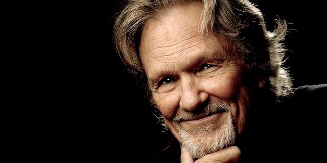 Kris Kristofferson till Sverige i höst