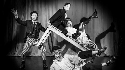 Buster Keaton på månen