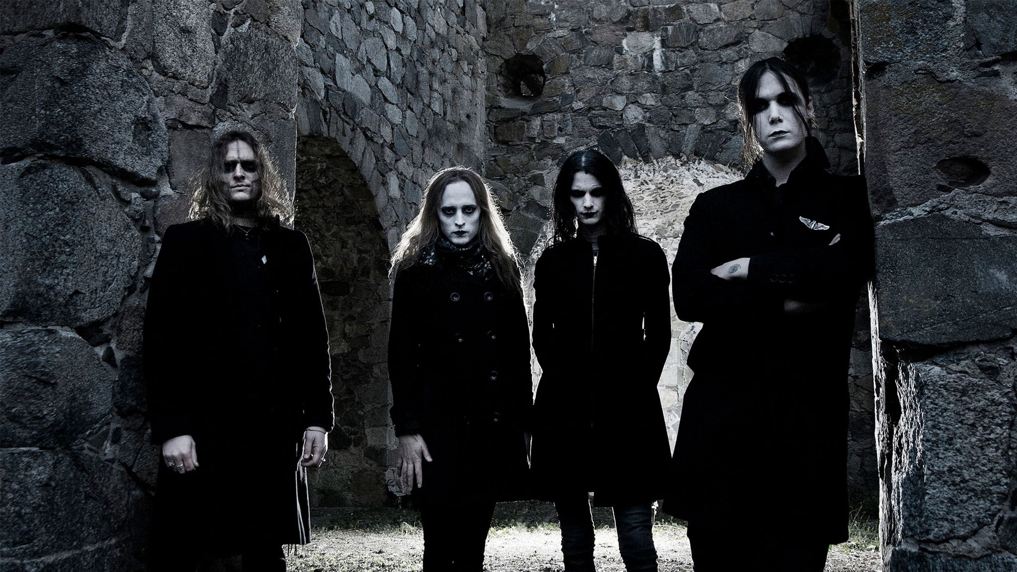 Tribulation + Henrik Palm & The Coffinshakers